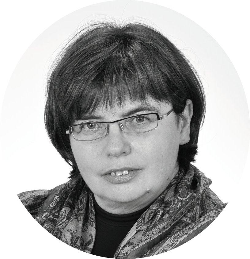prof. nzw. dr hab. inż. Katarzyna Konopka