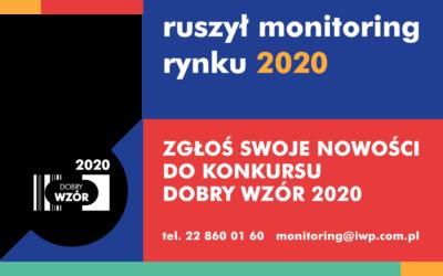 Ruszył monitoring rynku 2020!
