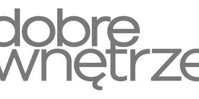Dobre Wnętrze patronem medialnym konkursu Dobry Wzór 2020