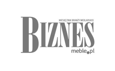 Magazyn i portal biznes.meble.pl patronem medialnym konkursu