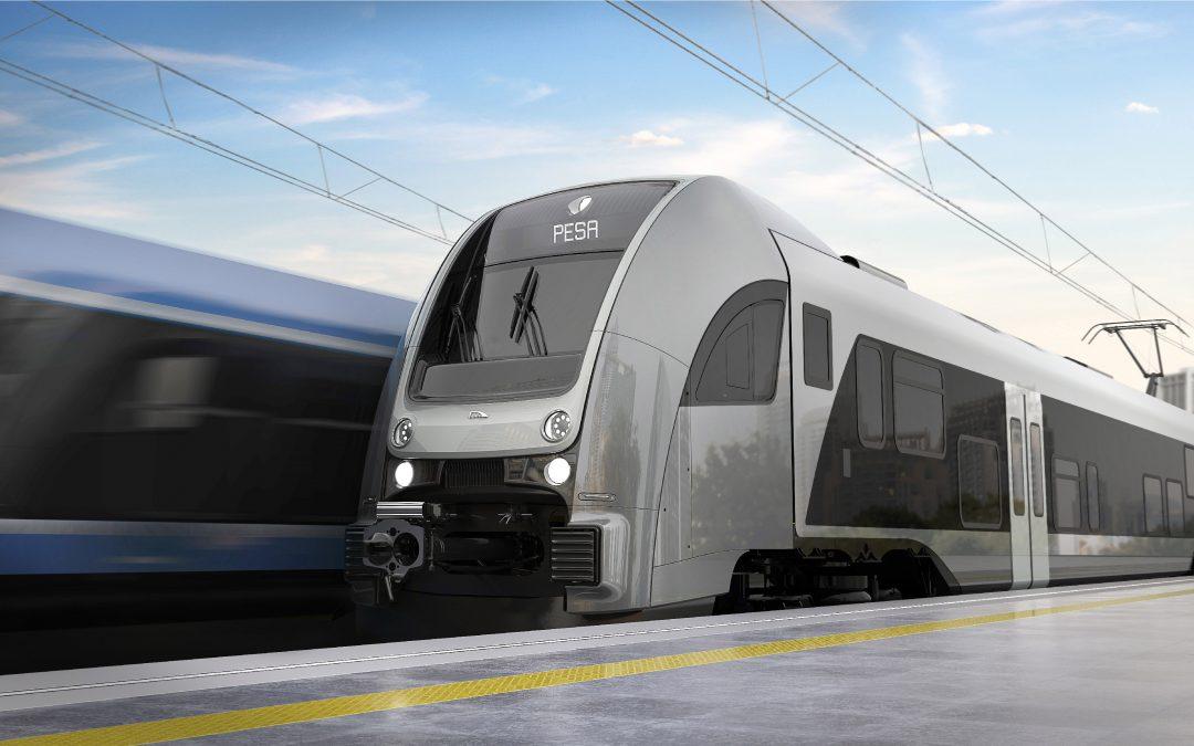 pociąg: Emu 654 PESA