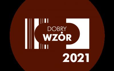 Znamy  finalistów konkursu Dobry Wzór 2021!