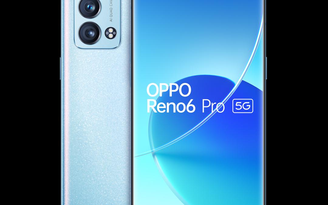 Seria OPPO Reno6